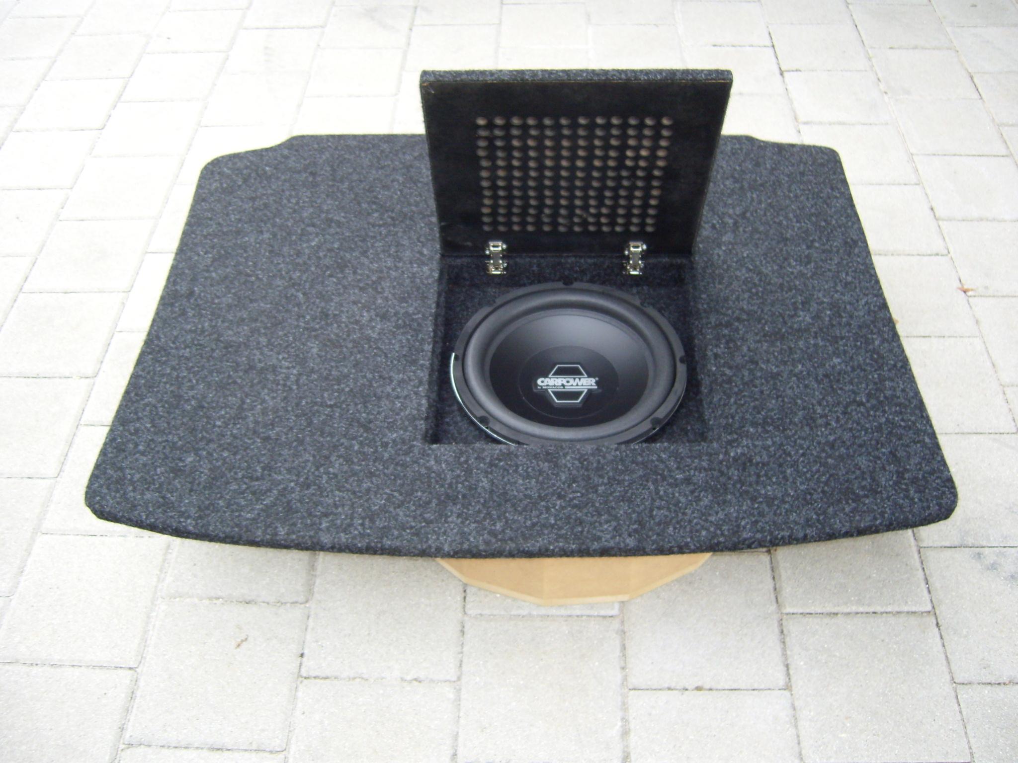 komplettausbau kofferraumausbau golf 5 inkl ground zero. Black Bedroom Furniture Sets. Home Design Ideas